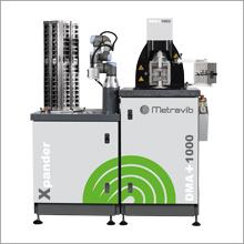 高周波数用動的粘弾性測定装置用ロボシステムオプションXpander